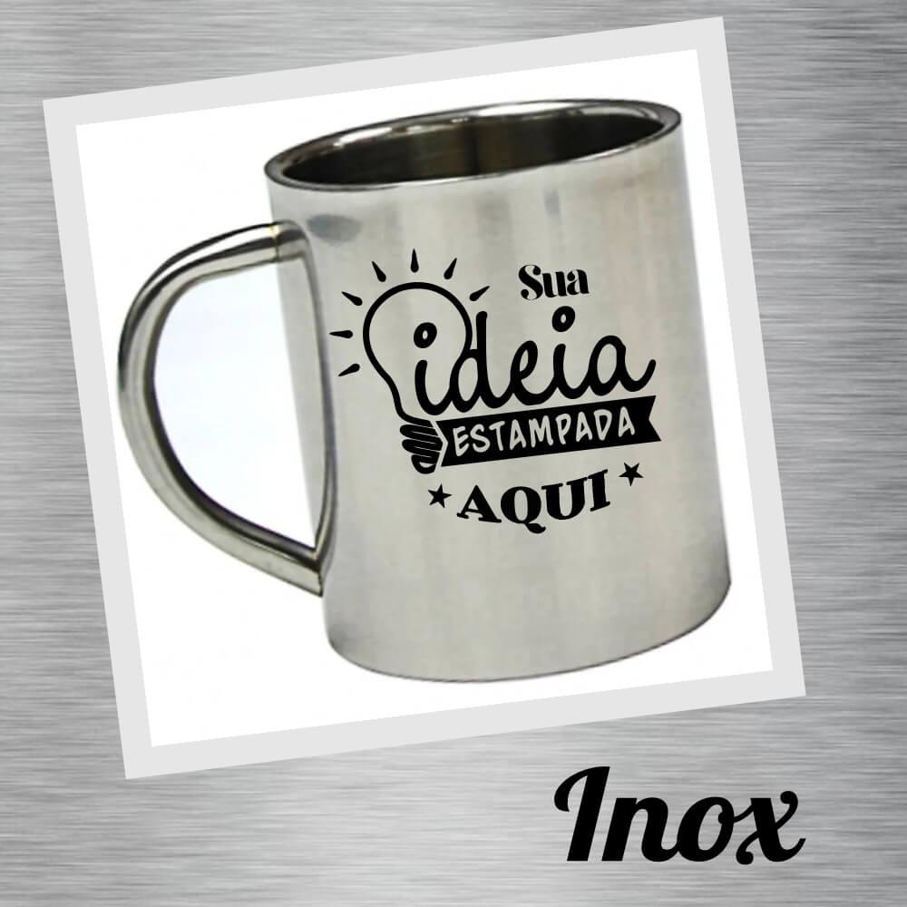 Caneca – Inox – 300ml