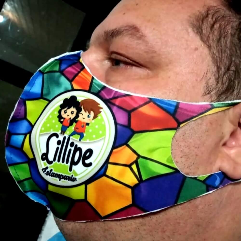 Máscara Personalizada – Neoprene