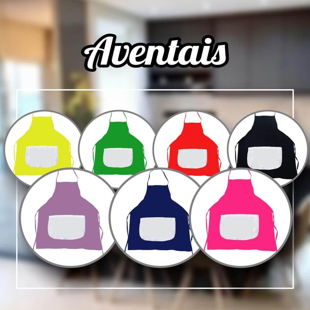 Avental – Diversas Cores