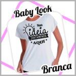 Baby Look Branca