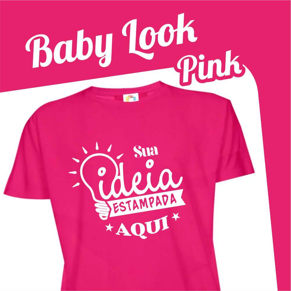 Baby Look Pink
