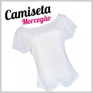 Camiseta Morcegão Branca
