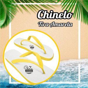 Chinelo – Amarelo