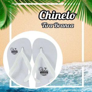 Chinelo – Branco