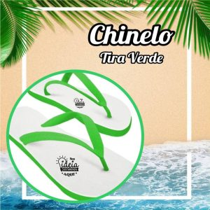 Chinelo – Verde
