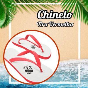 Chinelo – Vermelho