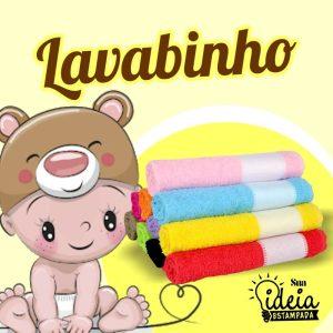 Toalha Lavabinho