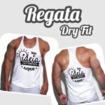 Regata Dry Fit Branca