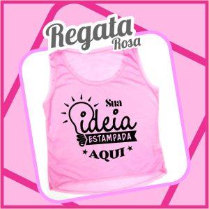 REGATA Feminina – Rosa