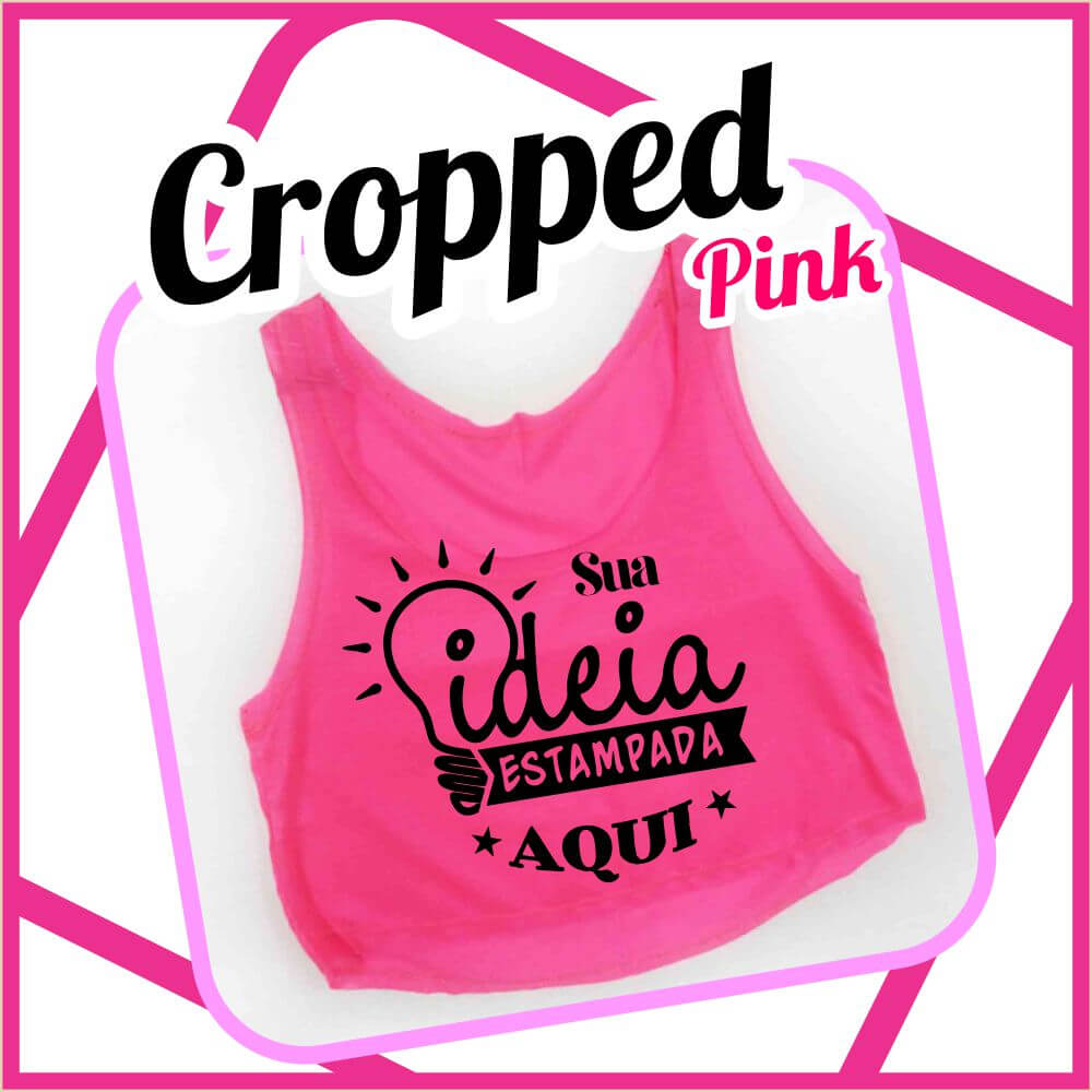 Cropped – Pink