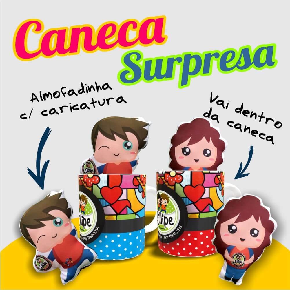 Caneca Surpresa